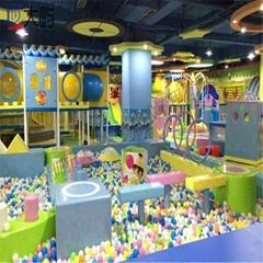 室內兒童游樂園淘氣堡設備