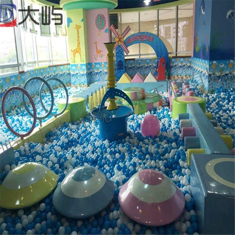 淘氣城堡遊樂設備 2