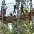 戶外叢林拓展攀登遊樂設備 3
