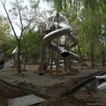 定制不锈钢游乐滑梯 3