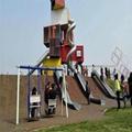 定制不锈钢游乐滑梯 4