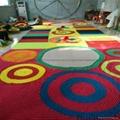 室內儿童樂園彩虹網設備