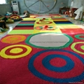 室内儿童乐园彩虹网设备