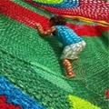 空中彩色繩網遊樂設備 4
