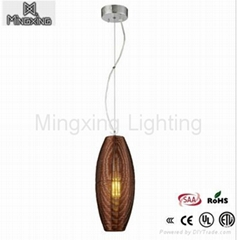 Mingxing Design steel pendant lamp