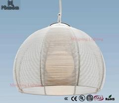 Mingxing Aluminum hanging pendant lamp