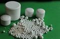 high purity high hardness alumina ceramic ball 2