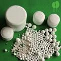 high purity high hardness alumina ceramic ball 5
