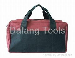Polyester Zippered Closed Tool Bag
