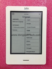 Kobo Touch Ebook Reader N905A 2GB 6inch