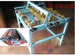 鋁合金型材壓條機