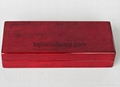 rosewood high gloss finish wood pen boxes 1