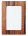 walnut color wooden Photo frame