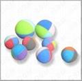 colorful and soft foam sponge balls