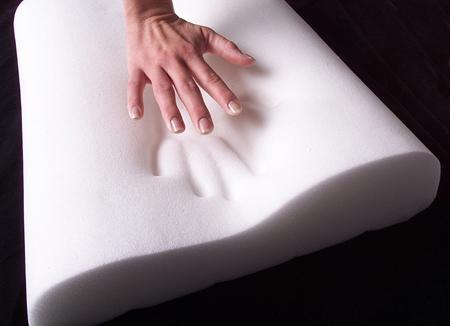 memory foam sponge pillow 1