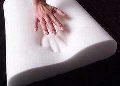 memory foam sponge pillow