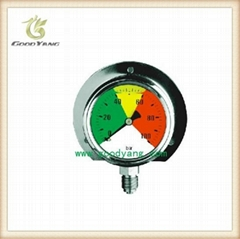 Water Oil Hydraulic Air Pressure Gauge Universal Gauge
