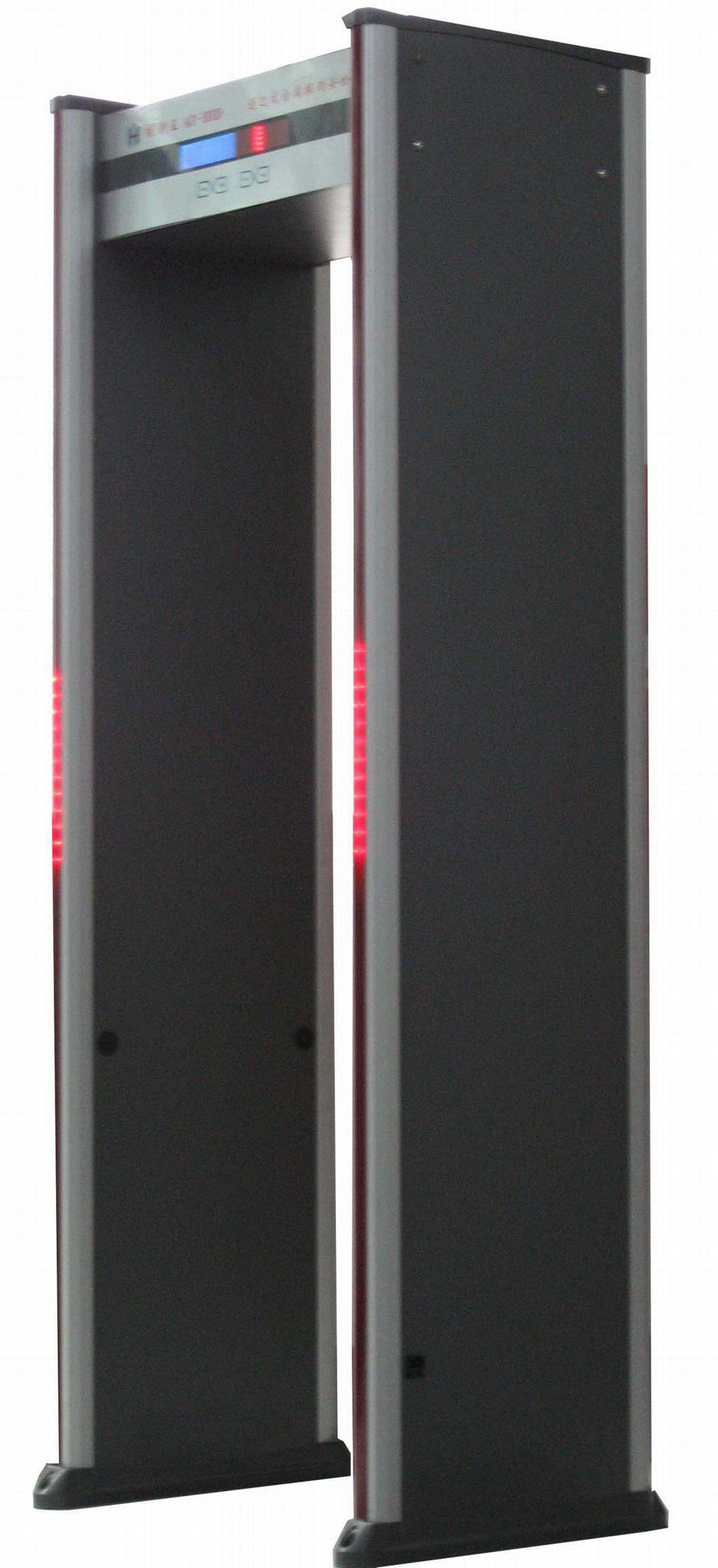 安天下AT-IIID 金屬探測安檢門 1