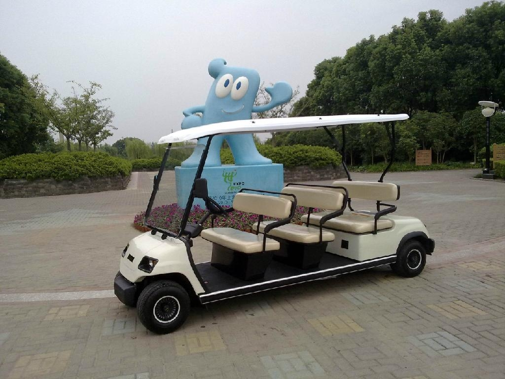 ECARMAS resort buggy shuttle cart 4