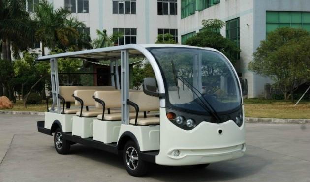 ECARMAS electric passenger moving buggy 2