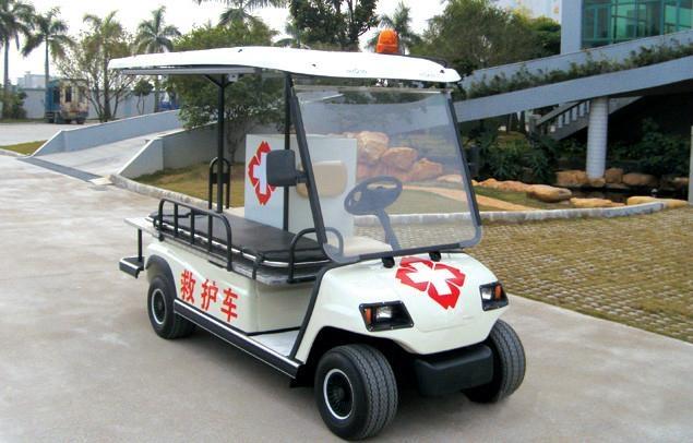 China ECARMAS golf ambulance cart 2