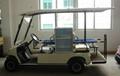 China ECARMAS golf ambulance cart 3