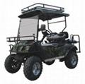 ECARMAS golf hunting cart 1