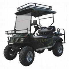 ECARMAS golf hunting car