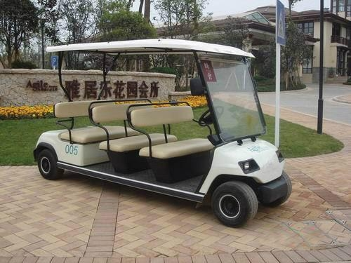 China ECARMAS low speed electric car 2