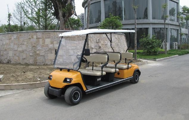 China ECARMAS low speed electric car 3