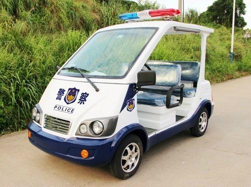 ECARMAS police patrol cart 1