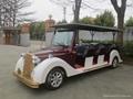 ECARMAS 8 seats electric classic cart for sale 3