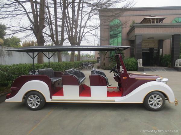 ECARMAS 8 seats electric classic cart for sale 2