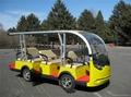 China ECARMAS electric shuttle cart 4