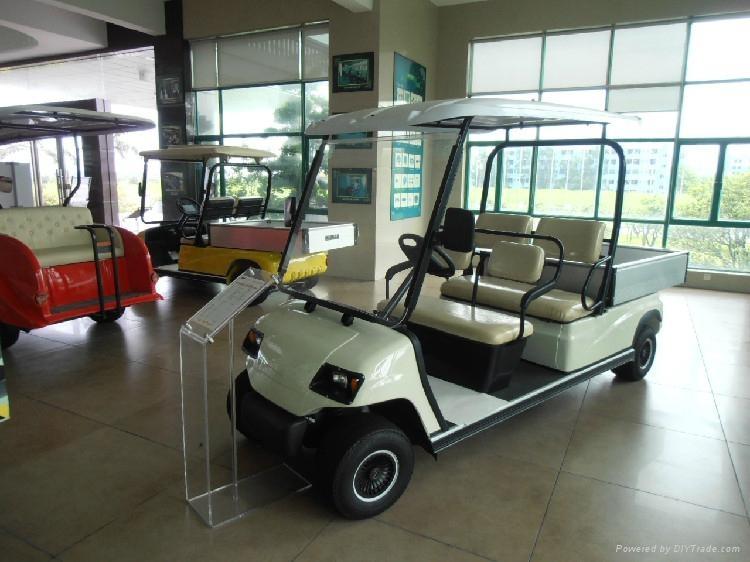 China ECARMAS Electric cargo cart 5