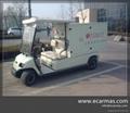 China ECARMAS electric house keeping cart 1