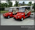 China ECARMAS electric classic cart