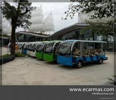 2021 ECARMAS electric peope mover shuttle b   y