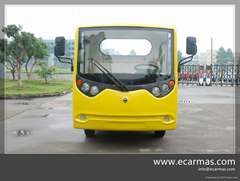 ECARMAS electric truck cargo van