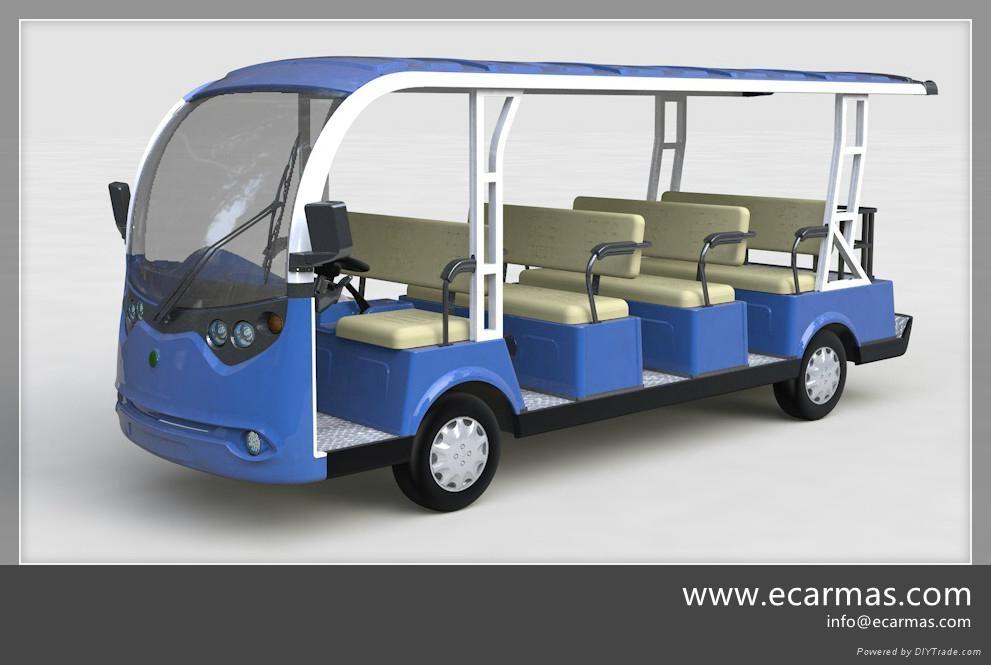 ECARMAS electric tourist car for sale 1