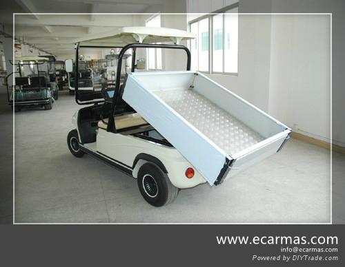 China ECARMAS Electric cargo cart 1