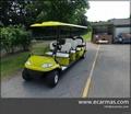 ECARMAS resort buggy shuttle cart 1