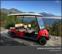 China ECARMAS low speed electric car 2021 new model