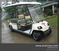2021 China ECARMAS golf ambulance cart