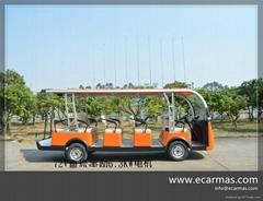 ECARMAS electric passenger moving buggy
