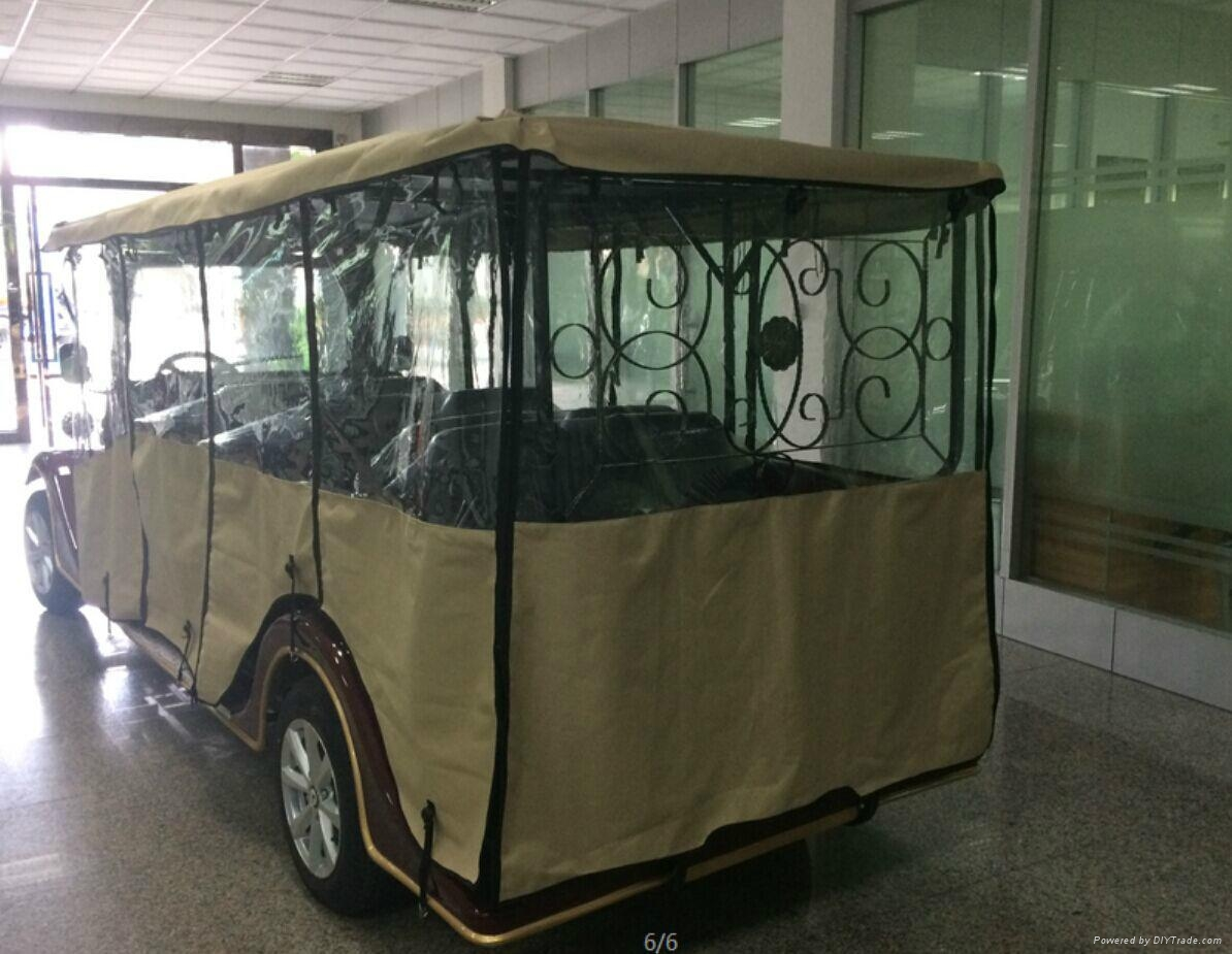ECARMAS 8 seats electric classic cart for sale 4