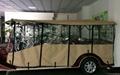 ECARMAS 8 seats electric classic cart for sale 5