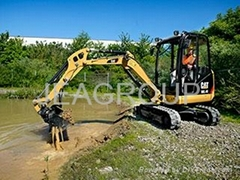 JEA Rubber track for Caterpillar Mini Excavators & Compact Track Loaders