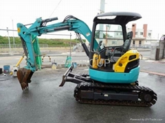 JEA Rubber track for Kubota Mini Excavators