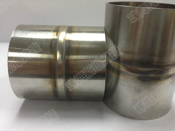 不鏽鋼管道焊接機 4